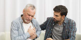 Znakovi upozorenja srčanog udara kod muškaraca
