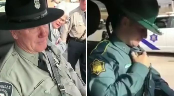 Policajac je čuo glas svog sina tijekom posljednjeg poziva
