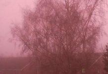 Britance ujutro zaprepastio neobičan ružičasti fenomen