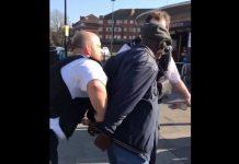 uhićenje uličnog propovjednika