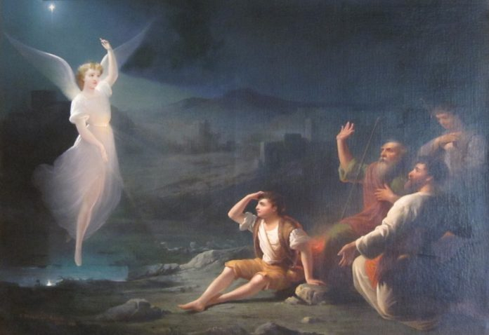 Što sve anđeli čine