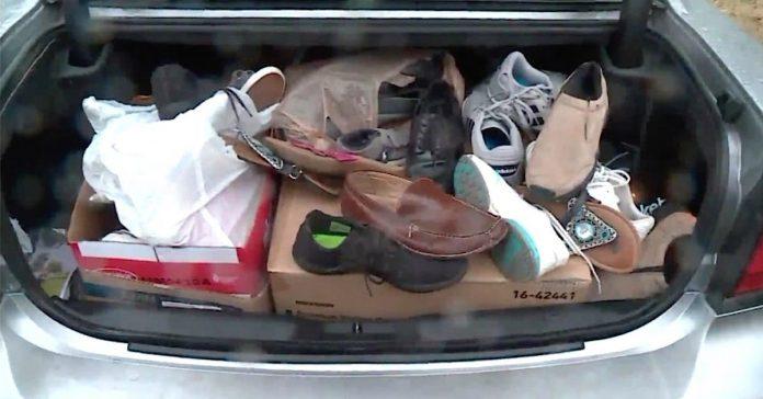 Muškarac je proveo zimu dijeleći cipele beskućnicima