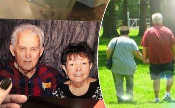 Držeći se za ruke, bračni je par zajedno preminuo nakon 56 godina braka