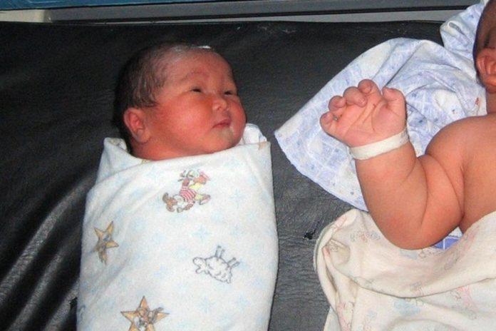najveća beba na svijetu