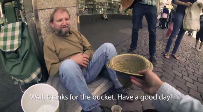 njemački studenti beskućnik