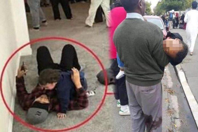 Jedna fotografija najbolje opisuje sav užas koji se dogodio u džamiji na Novom Zelandu