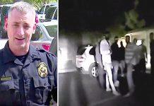Policajac se iznenadio kada je vidio što momci na ulici rade