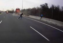 Dva Poljaka čudom izbjegla smrt na cesti!