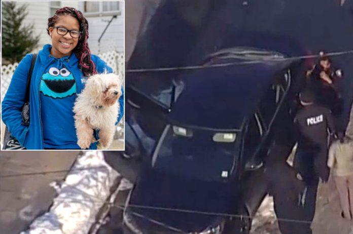 Šetala je svog psa kada je čula vrisak iz prtljažnika, u njemu je bio muškarac