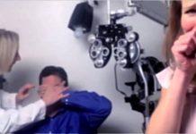 Otac prvi put u životu vidi vlastitu kćer nakon što je 21 godinu bio slijep