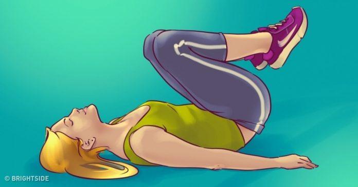 svakodnevne vježbe gubljenje kilograma