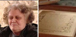 Uokvirena fotografija Očenaša zaustavila je metak ispaljen u dom starijeg para