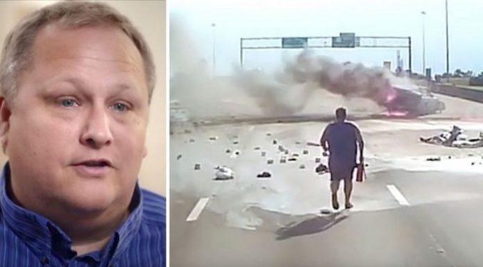 vozač kamiona nesreća