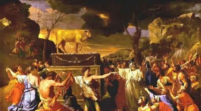 Sliči li današnja pobožnost klanjanju zlatnom teletu?