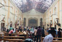 TUGA NA USKRS: Najmanje 185 mrtvih i 400 stotina ranjenih osoba u Šri Lanki
