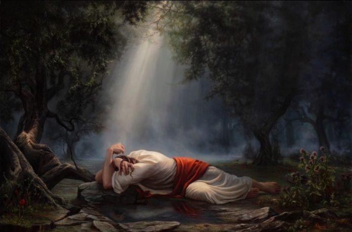molitva Getsemanski vrt