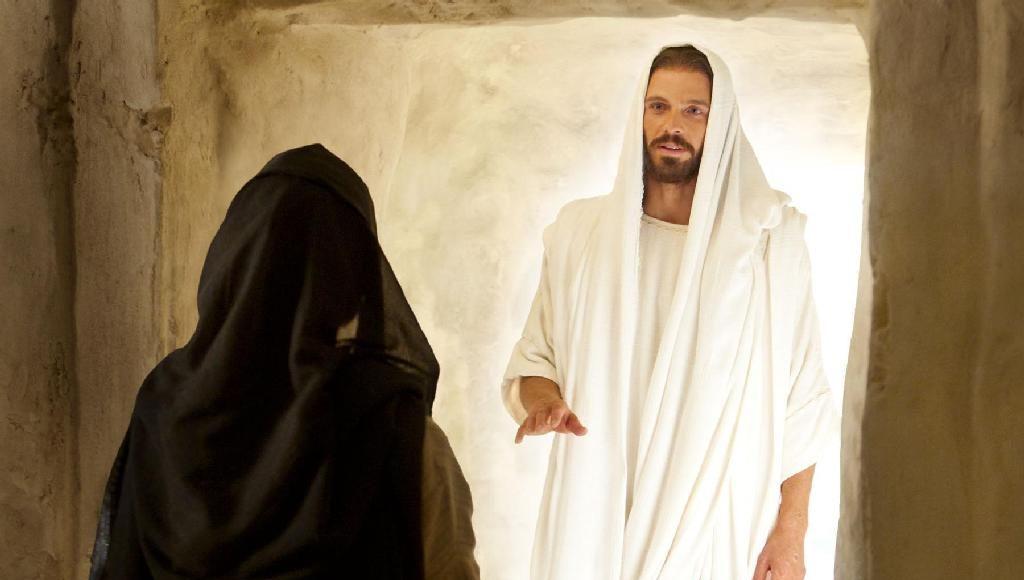 Isus tijelo nakon uskrsnuća