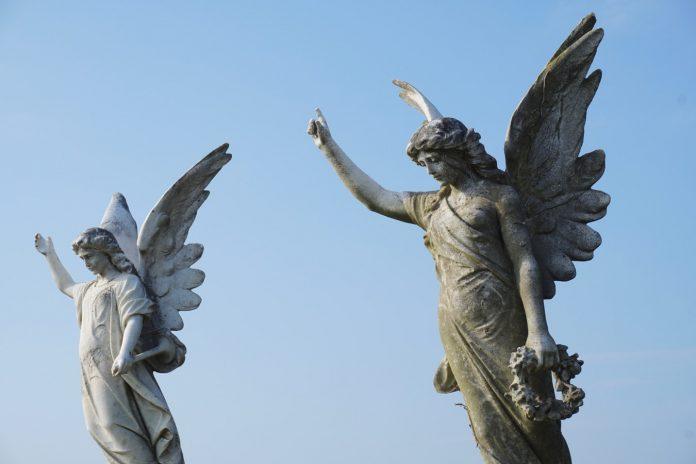 Kako izgledaju anđeli