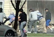Stariji gospodin je pao na kolnik - tinejdžeri nisu znali da je netko snimio ono što su napravili