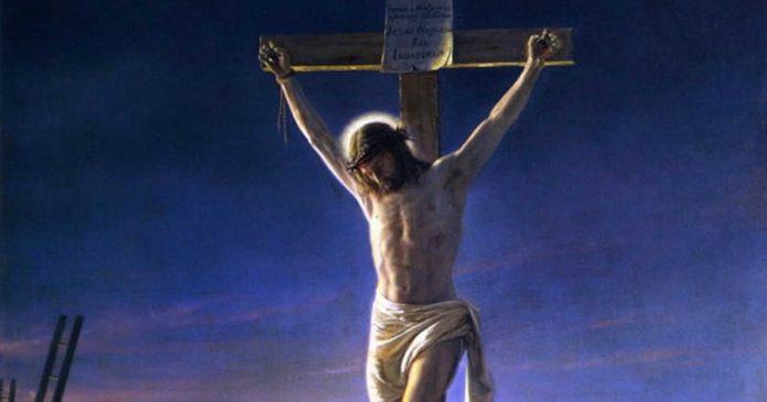 Sva bijeda raspeća Ovakvom smrću je Isus umro