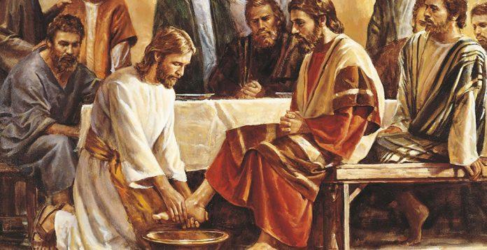 Zašto je Isus oprao noge učenicima