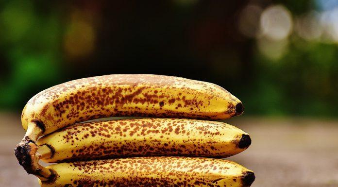 Zbog čega trebate češće jesti banane sa smeđim mrljama
