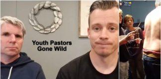 bizarna lekcija pastor kristovo stradanje