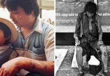 Fotografirala je jednog beskućnika, a onda shvatila da je to njezin davno izgubljeni otac