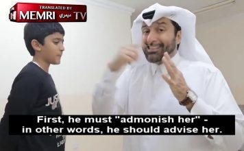 Katarski sociolog šokirao svijet videom kako treba tući žene