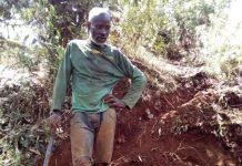 Njegovo selo nije imalo put do trgovine, a ono što je učinio je začudilo lokalne vlasti
