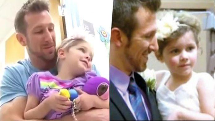 Ljubav bolesne djevojčice (4) i doktora (30) koji je brinuo o njoj će vas rasplakati