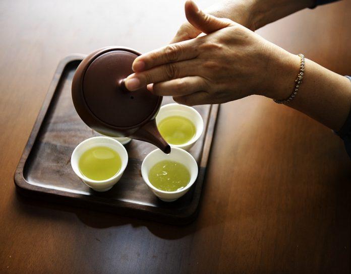 svaki dan zeleni čaj