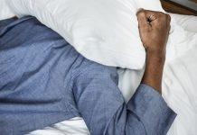 Biblija spavanje tjeskoba