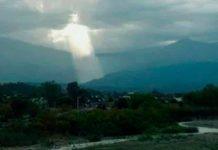 Fotografirala je oblake pa se zadivila onim što je vidjela