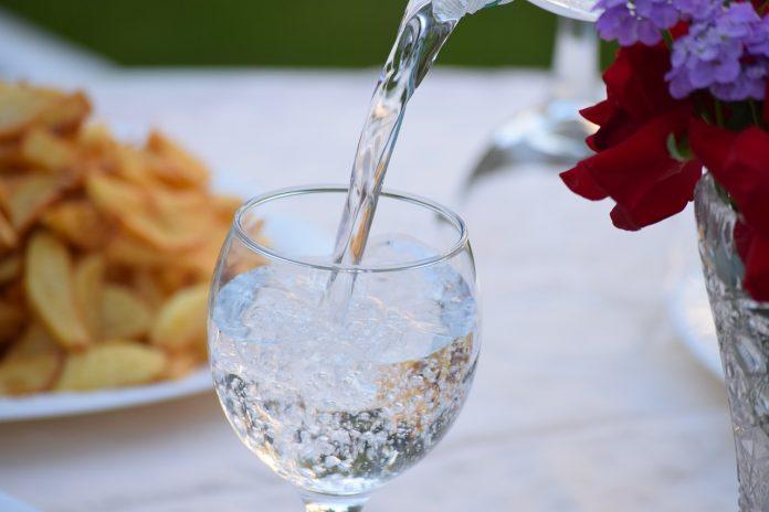 Mineralna voda snižava krvni tlak