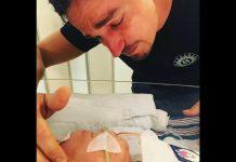 Otac se morao oprostiti od novorođenog sina
