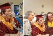 Tinejdžer je ostvario svoj san te diplomirao dva dana prije svoje smrti