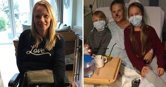 Liječnici su joj amputirali obje noge i desnu ruku zbog sepse koju je dobila