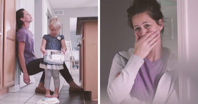 Što se sve događa u danu jedne mame?