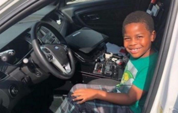 Dječak je pozivom uznemirio policiju, kasnije im je otkrio razlog koji ih je raznježio