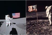 snimka sletanja na Mjesec