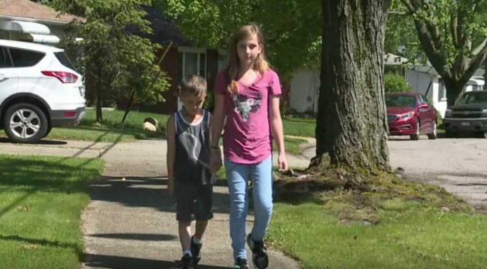 Hrabra 11-godišnjakinja spasila je svog brata od pokušaja otmice