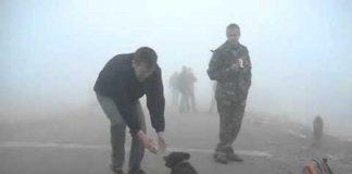 spasio medvjedića od požara