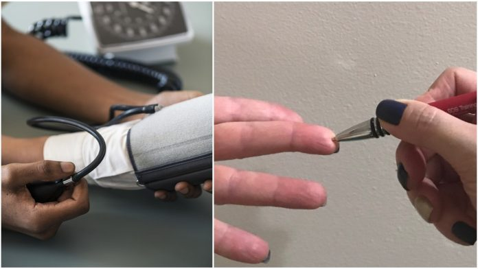 Jednostavan trik za snižavanje krvnog tlaka s kemijskom olovkom