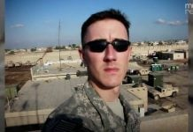 Vojnik je izašao van prije nego počini samoubojstvo
