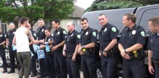 Mladiću (18) se pred kućom pojavilo 18 policajaca