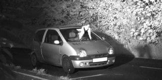 """Njemačka policija kaže da je """"Duh Sveti"""" spasio vozača koji je brzo vozio"""