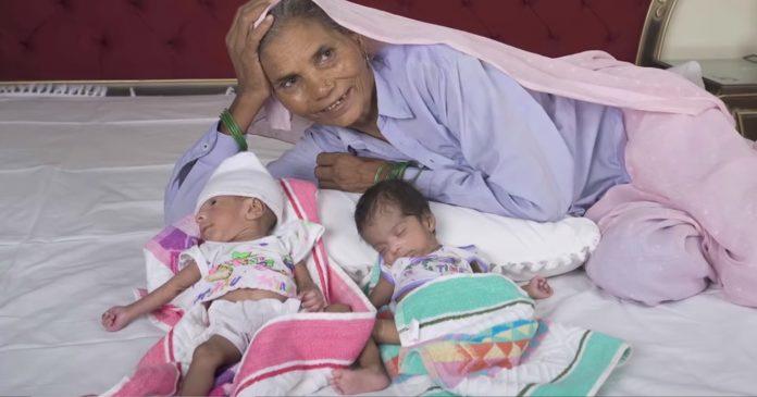 Najstarija majka na svijetu rodila je blizance u 70.-oj godini života