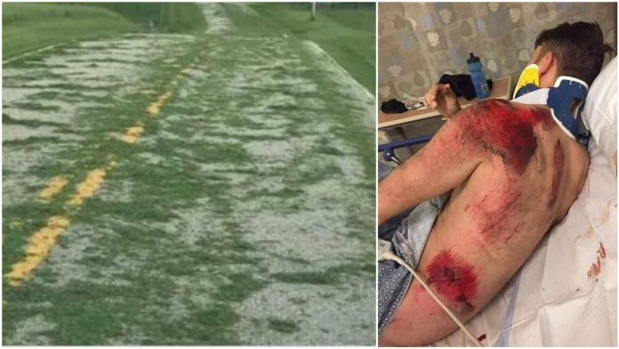 Ostaci pokošene trave na cesti mogu biti pogubni za motocikliste