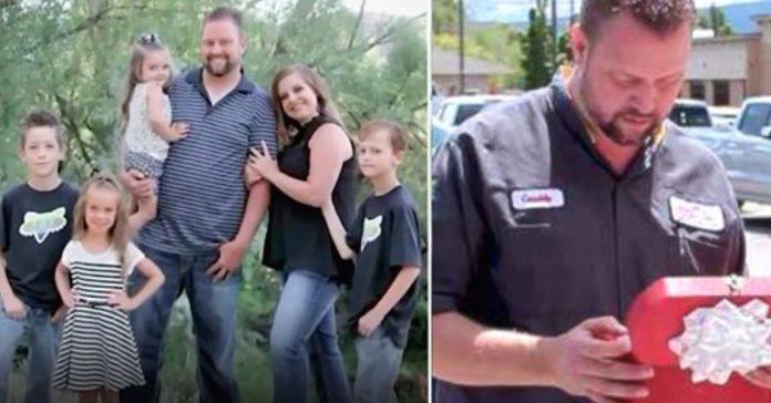 Stranci učinili predivno djelo za oca petero djece čija je žena nedavno umrla